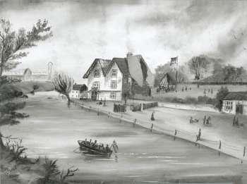 Anerley Gardens, Anerley, Penge, c. 1860