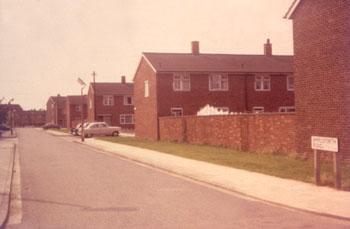 Ampleforth Road, Abbey Wood, 1968
