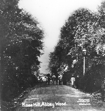 Knee Hill, Abbey Wood, c.1920
