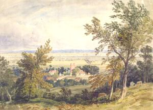 Plumstead form Winns Common, 1819