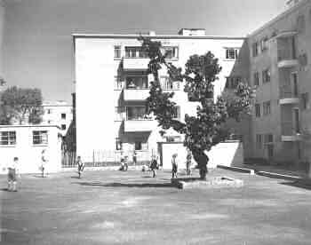 Thorelands Estate, Denmark Road, Brixton, c. 1950
