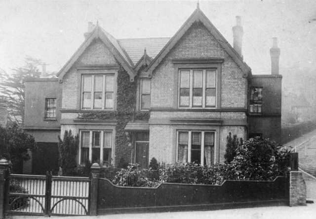Kent end 59 london road forest hill c 1900 ideal homes for 1900 architecture houses