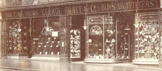 George Pratt & Co., Streatham High Road, Streatham, c. 1899