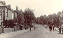 Purrett Road, Plumstead, c. 1900