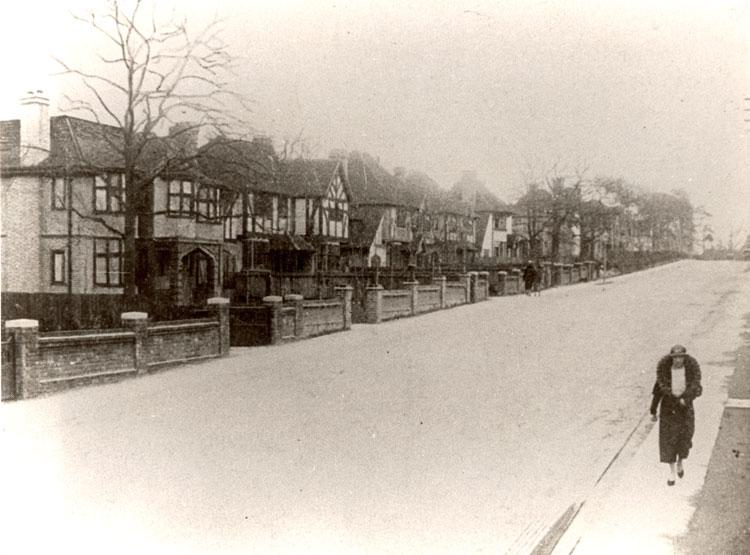Birchwood Road Petts Wood C 1935