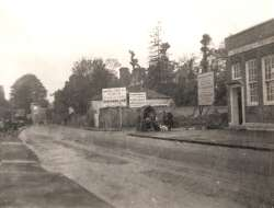 High Street, West Wickham, c. 1929