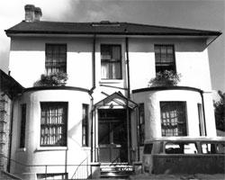 Lucas Villa, Lewisham Way, Deptford New Town, Lewisham, 1987