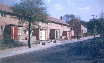 Bostall Hill, Abbey Wood, c. 1968