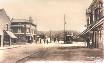 Tram Terminus, Abbey Wood, c. 1908