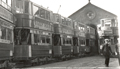 Bexleyheath Tram Depot, Broadway, Bexleyheath, 1934
