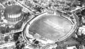 Aerial View of The Oval, Kennington, 1938