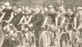 Cycle Race, Bromley Cricket Club, Bickley, 1895