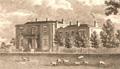 Brockwell Hall, Brockwell Park, Herne Hill, 1820