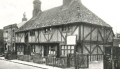 Tudor Cottages, Foots Cray High Street, 1930, 1971 and 1978