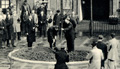King George VI's Visit to the Duchy Estate, Kennington, 1937